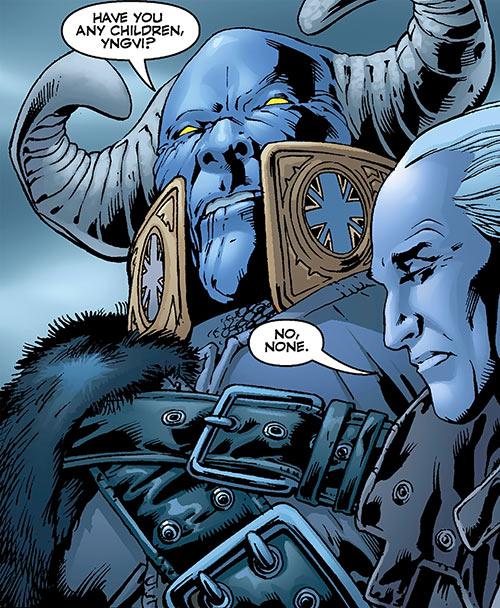 Regis (Authority enemy) (Wildstorm Comics)