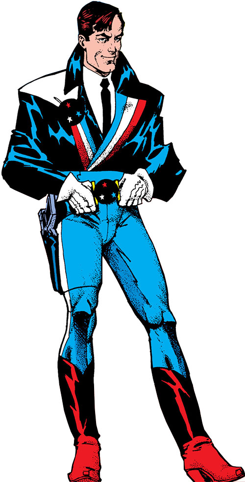 Reuben Flagg (Chaykin comics)