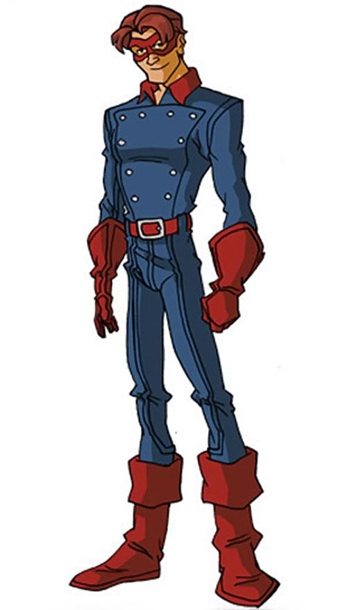 Rick Jones (Marvel Comics) by RonnieThunderbolts 1/4