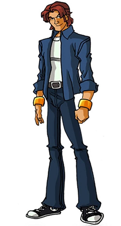 Rick Jones (Marvel Comics) by RonnieThunderbolts 2/4
