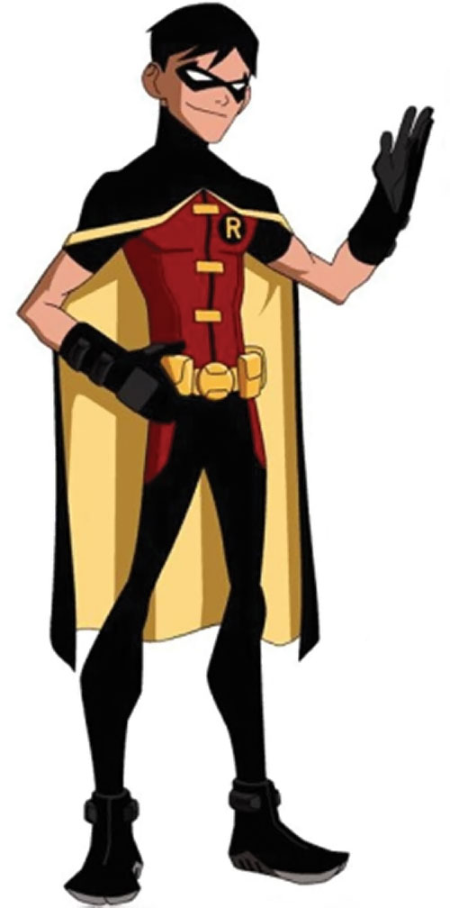 Robin (Young Justice animated series)