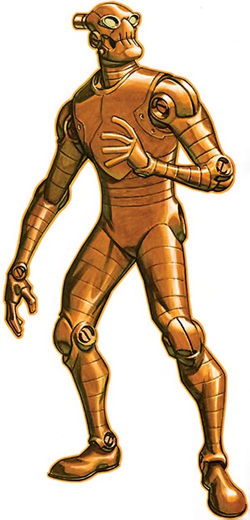 Robot (Invincible comics)