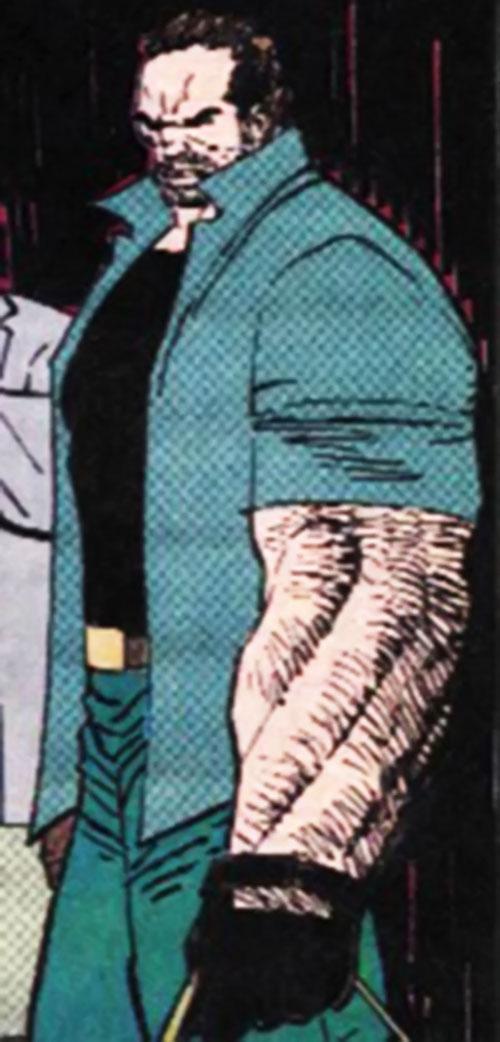 Roc (Punisher enemy) (Marvel Comics)