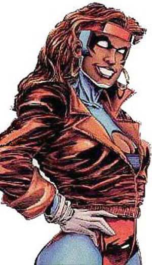Rocket II (Darnice) (Icon partner) (Milestone Comics)