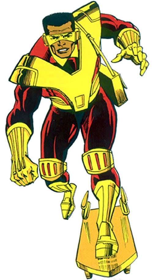 Rocket Racer (Spider-Man character) (Marvel Comics)