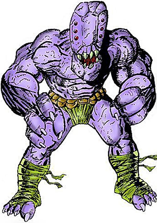Rudehead (Savage Dragon comics)