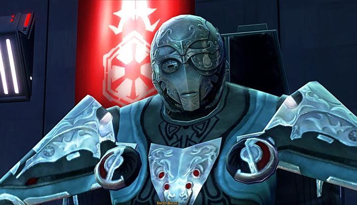 Star Wars the Old Republic -SWTOR - Darth Baras