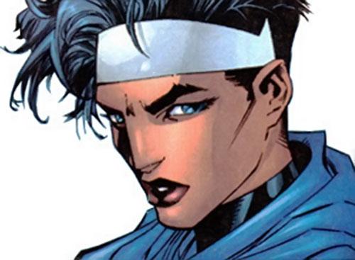 Sabra (Marvel Comics) face closeup