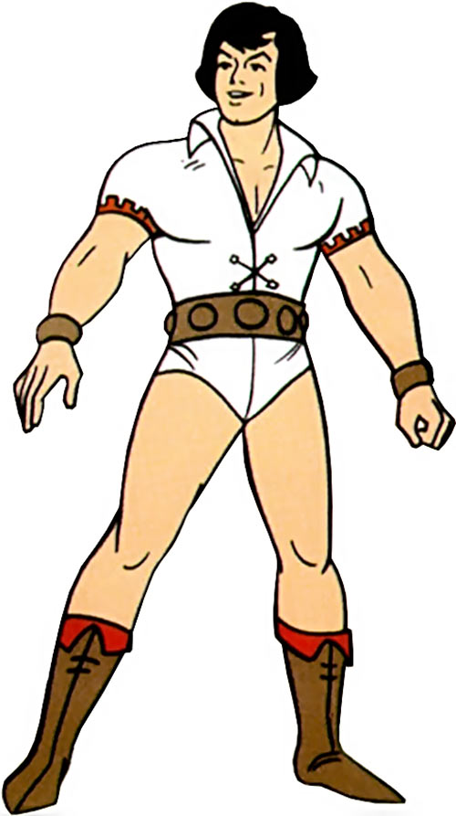 Young Samson and Goliath (Hanna Barbera cartoons)