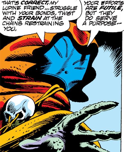 Sarnak (Werewolf by Night enemy) (Marvel Comics)