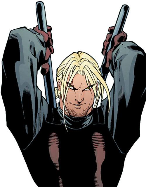 Savant (Birds of Prey character) (DC Comics)