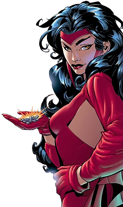 Ultimate Scarlet Witch (Marvel Comics)