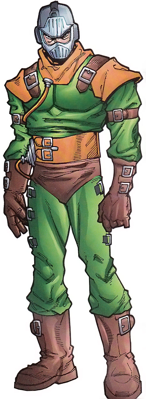 Scramble (Alpha Flight enemy) (Marvel Comics)
