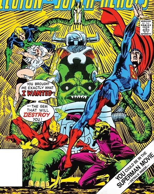 Sden (Legion of Super-Heroes enemy) (DC Comics)