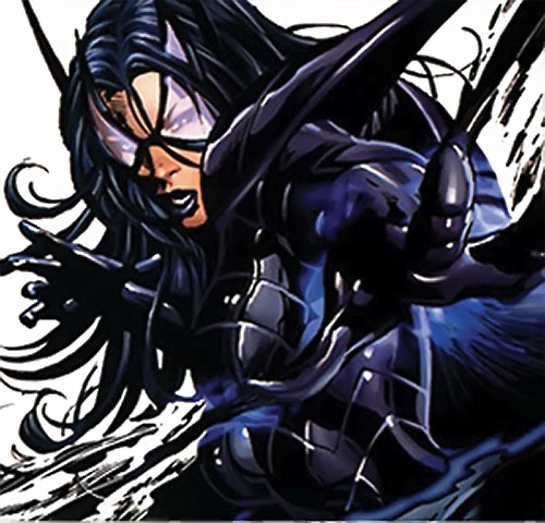 Sepulchre of the Secret Defenders (Marvel Comics) during her Thunderbolts appearance