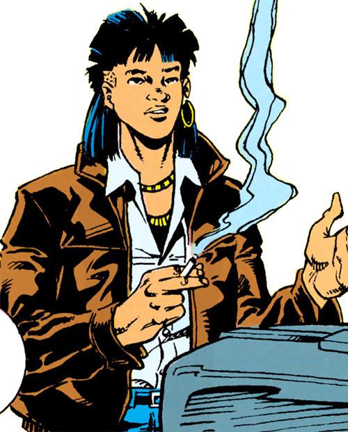 Shen Chi (Robin enemy) (DC Comics)
