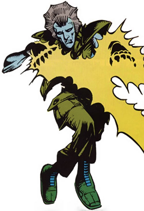 Shock of the Outcasts (DC Comics)