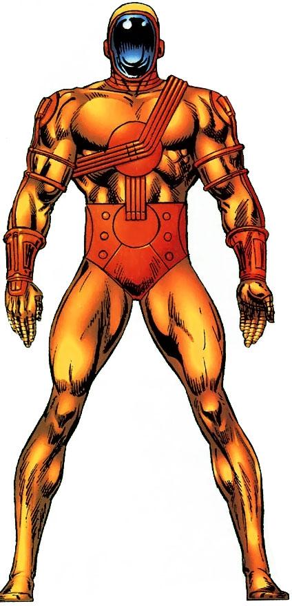 Shockwave (Marvel Comics) (Master of Kung-Fu enemy)