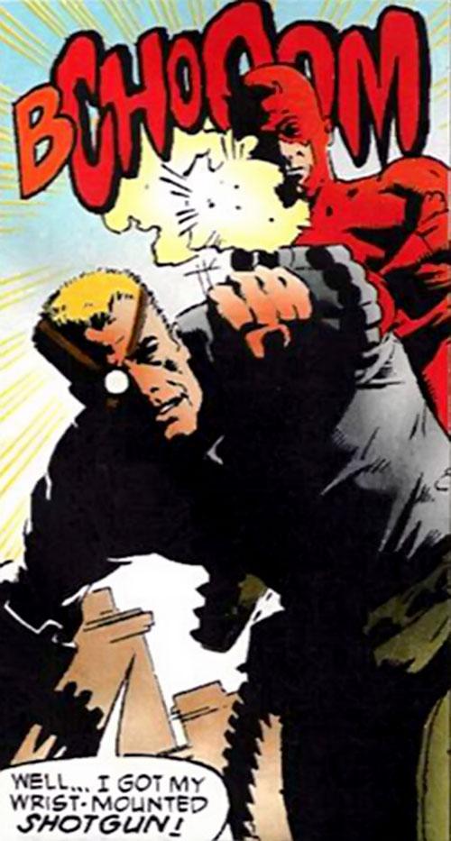 Shooter (Spider-Man / Daredevil enemy) (Marvel Comics)