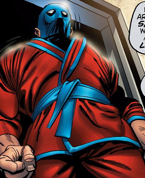 Shu-Hu (Iron Fist enemy) (Marvel Comics) the lightning