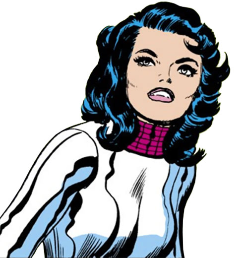 Sif (Thor ally) (Marvel Comics) portrait