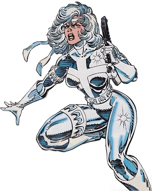 Silver Sable (Marvel Comics)