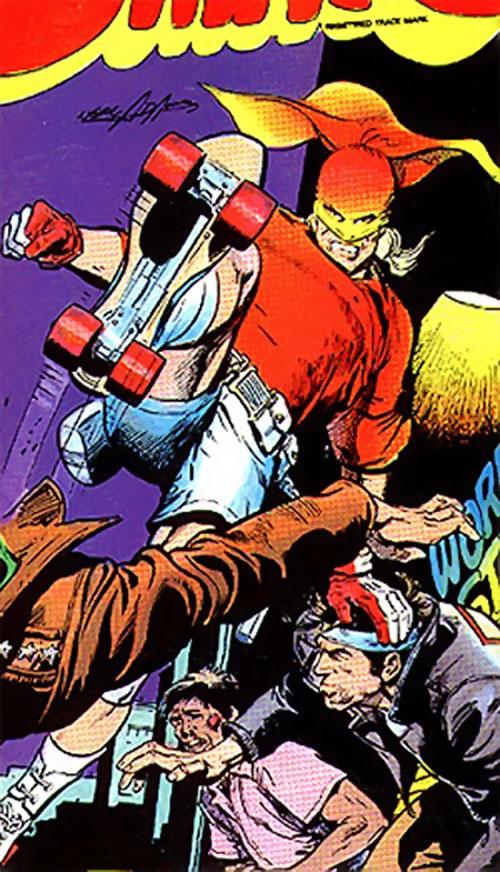 Skateman (Pacific Comics)