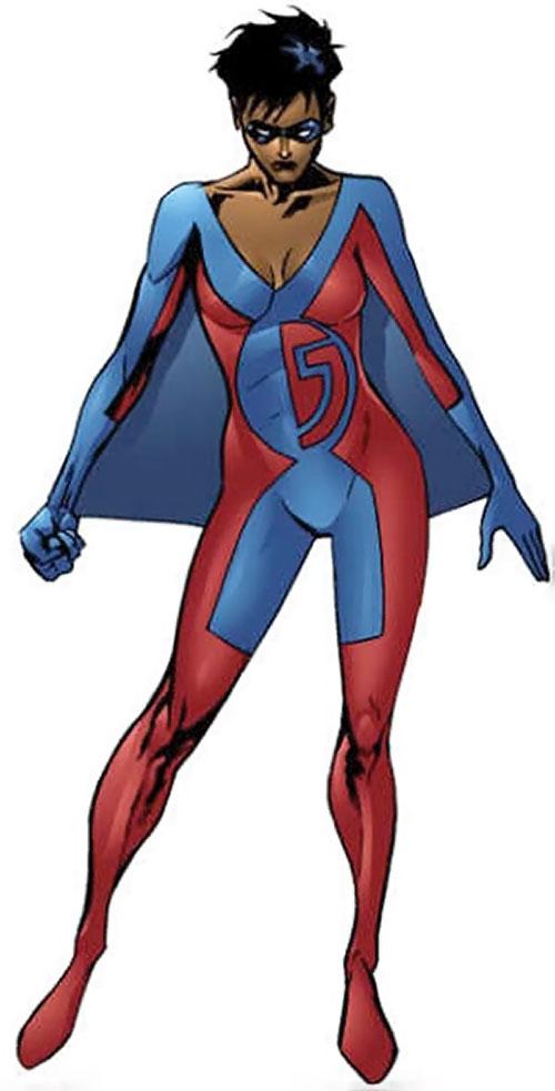 Slingshot aka Menagerie of Dynamo 5 (Image Comics)