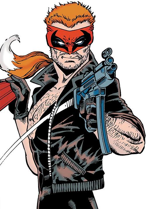 Slyfox (Catwoman villain) (DC Comics)