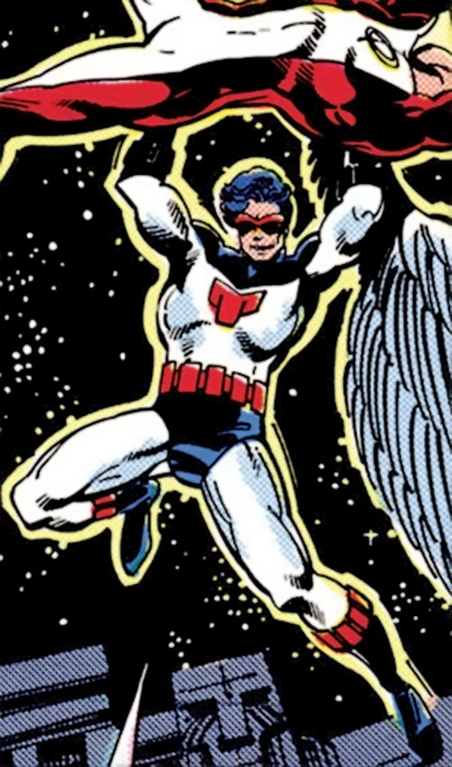 Smasher of the Shi'ar Imperial Guard (Marvel Comics) vs. Angel