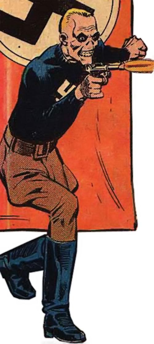 Smiling Skull (Charlton Comics)