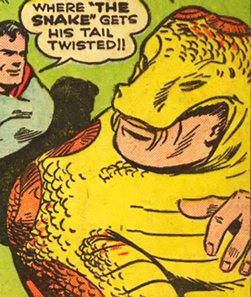 The Snake (Superman enemy)