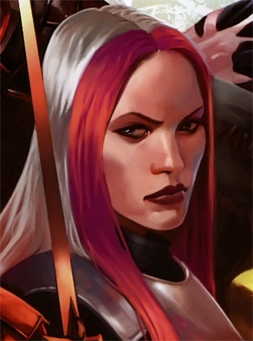 Songbird of the Thunderbolts (Marvel Comics) portrait