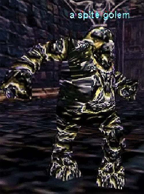 Spite Golem in Everquest 1