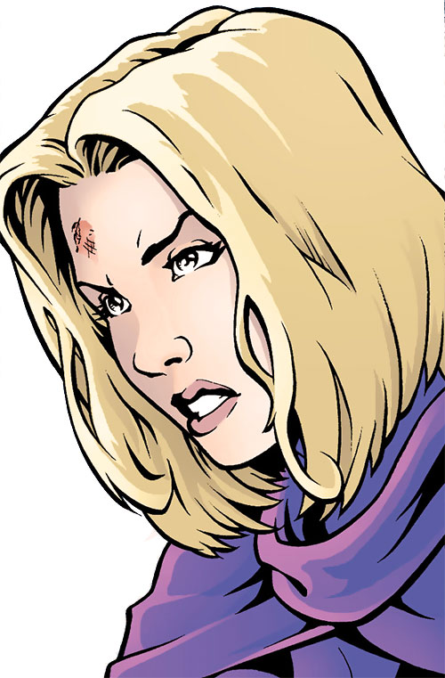 Spoiler (Stephanie Brown) (1990s DC Comics) (Batman / Robin character) without mask