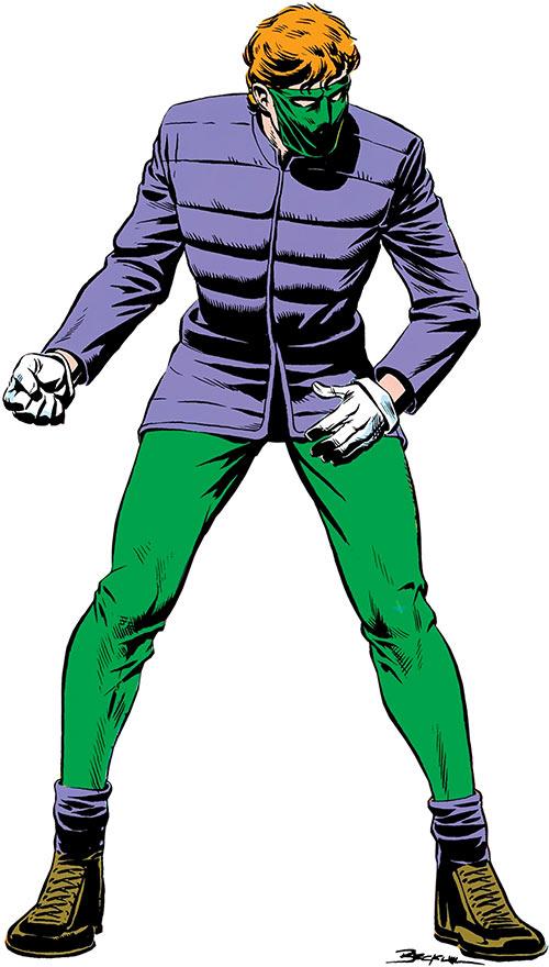 Sportsmaster (DC Comics Golden Age)