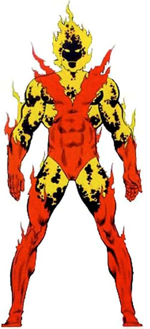 Starbolt Marvel Comics Shi Ar Imperial Guard