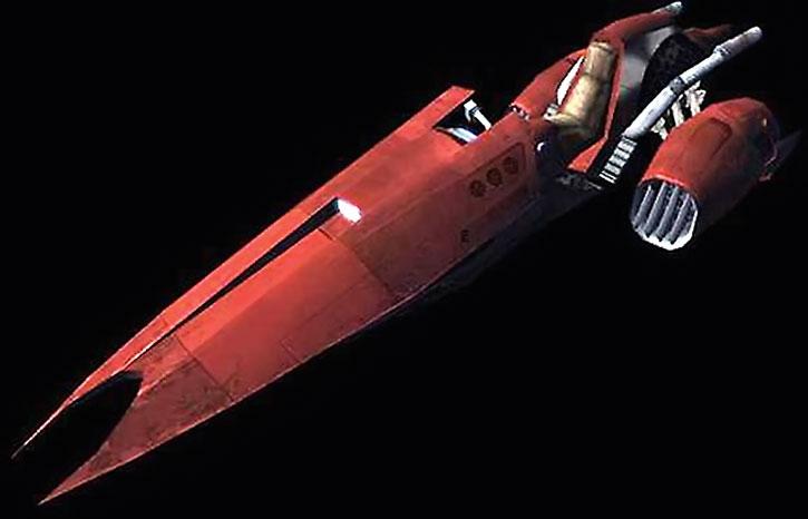 Vulture Terran vehicle in Starcraft