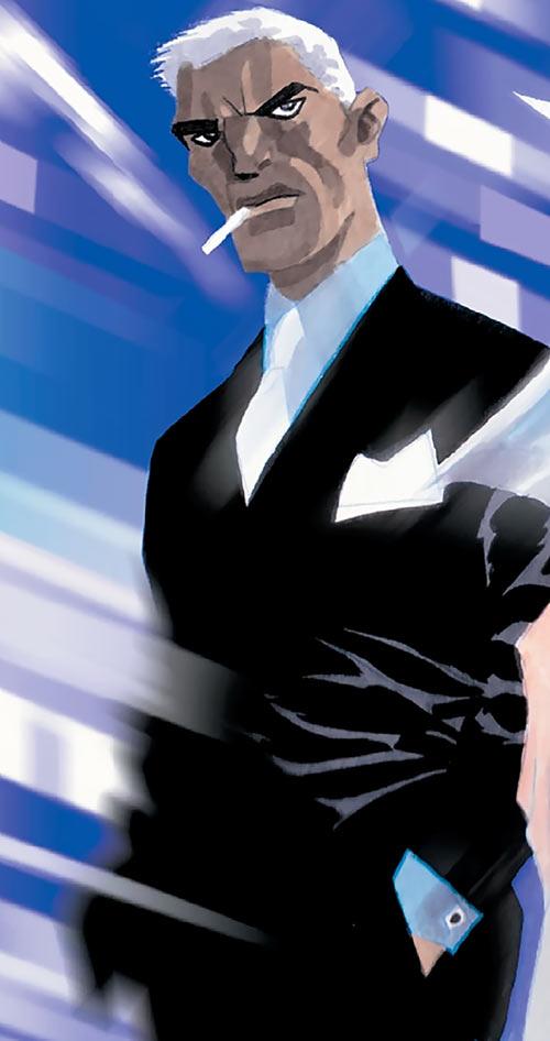 Stark (Catwoman mentor) (Selina's Big Score) (DC Comics)
