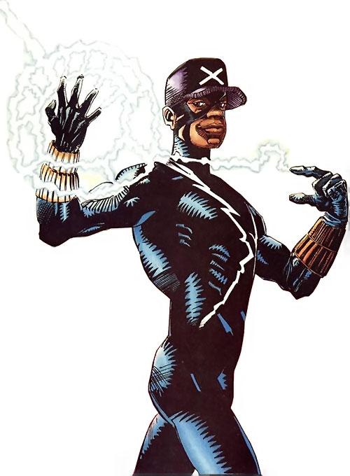 Static (Milestone Comics)