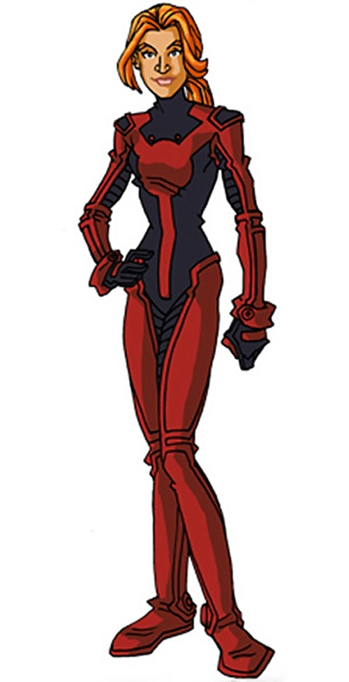 Stature of the Young Avengers (Marvel Comics) by RonnieThunderbolts 1/2