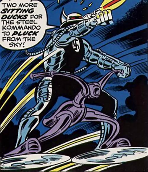 Steel Kommando (Marvel Comics)