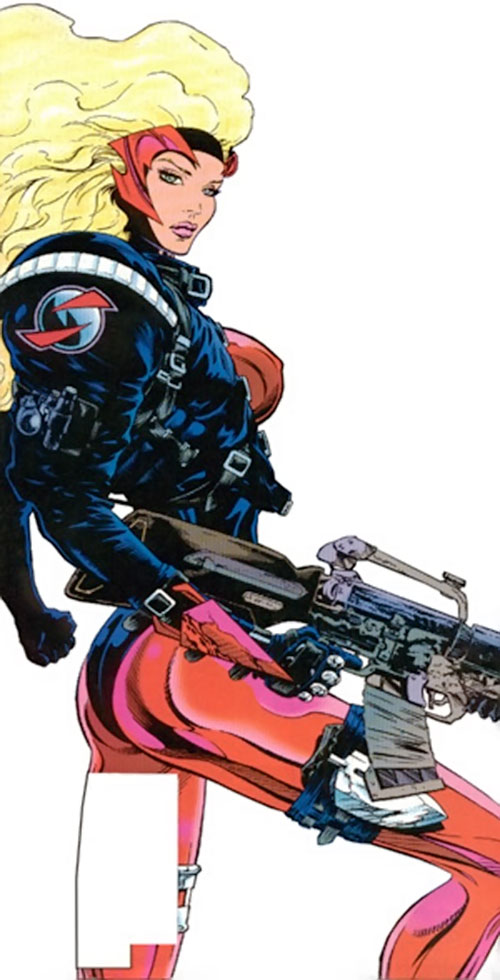 Steel Raven (Marvel Comics)