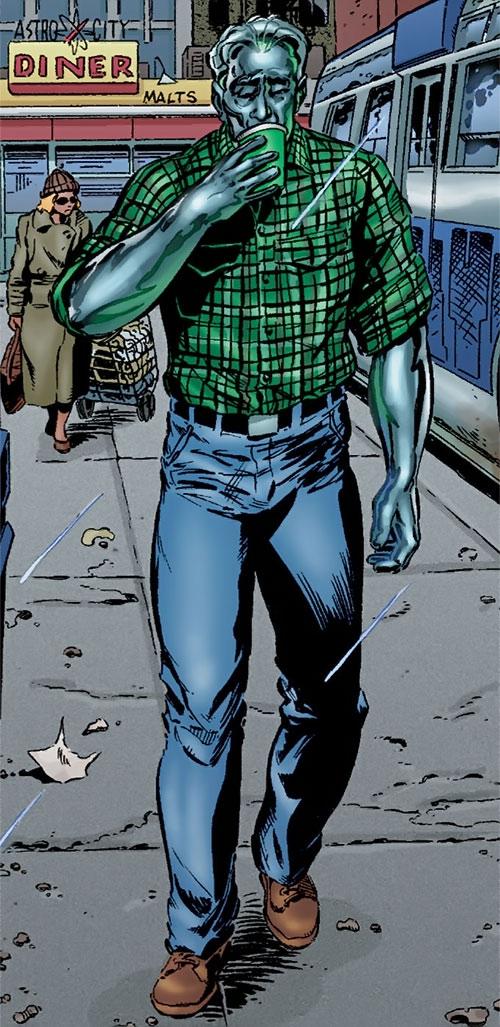 Steeljack (Astro City Comics) (Tarnished Angel)