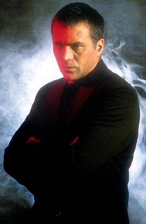Nick Mancuso as Steven Matrix