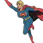 Supergirl of 500,000 AD