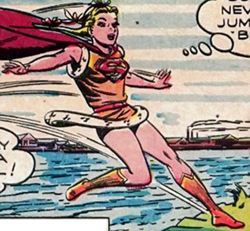 Supergirl (Queen Lucy of Borgonia) (DC Comics)