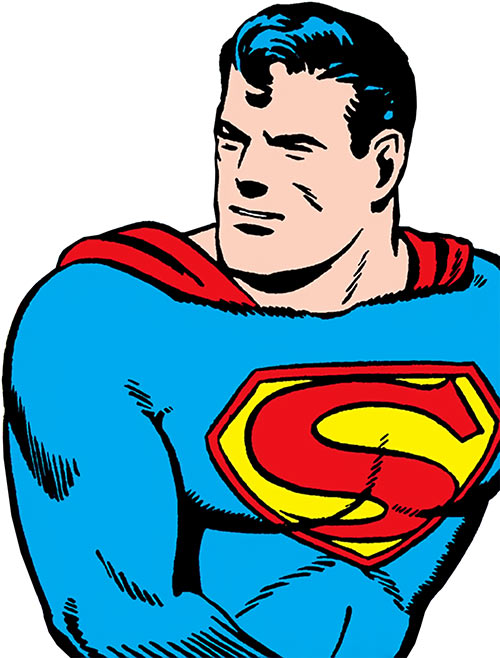 Superman in 1942 (DC Comics)