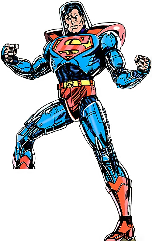 Superman armor (DC Comics)
