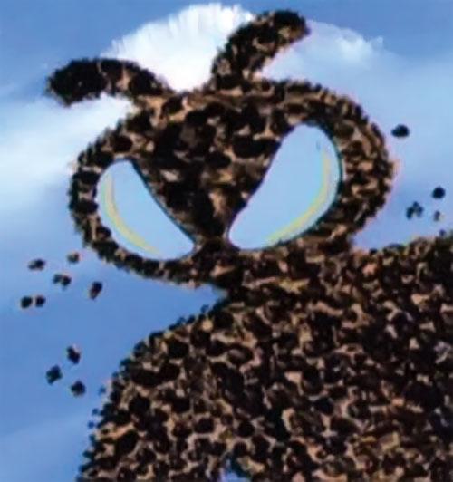 Swarm (Spider-Man Amazing Friends cartoon) head